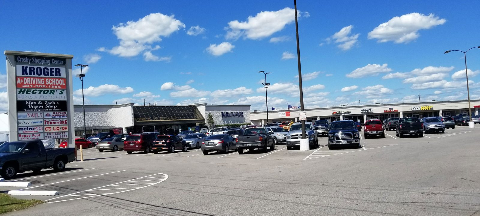 Crosby Shopping Center