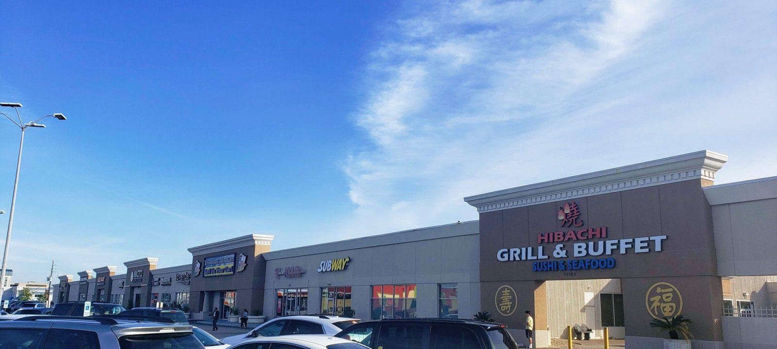Tully Shopping Center